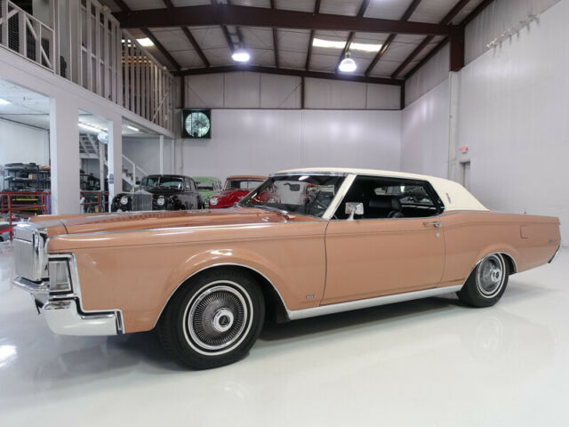 1969 Lincoln Continental Mark III Coupe | Survivor example