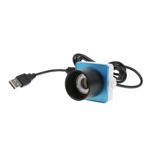 0.3MP Digital Electronic Eyepiece USB Image Sensor Camera for Telescope Blue