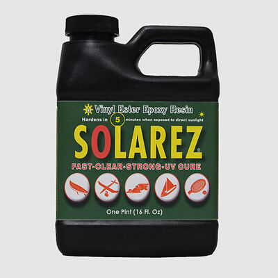 Solarez Vinyl Ester Epoxy Resin Pint