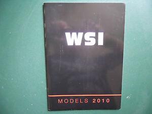 WSI-CATALOGUE-2010-FORMAT-29-7-cm-X-21-cm-64-PAGES-RARE