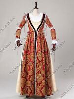 Medieval Renaissance Game Of Thrones Dress Gown Reenactment Theater Wear 380