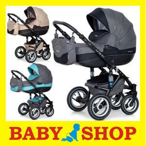 Riko Brano 2w1 wózek wielofunkcyjny stroller kinderwagen pushchair pram 2in1