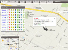 Fleet Tracking System, Live Tracking System, Tracker + EU Data SIM card, Monthly