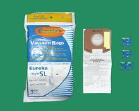 3 Type Sl Vacuum Cleaner Bags 61125 Sanitaire Eureka Mini Model Sc785a S782a