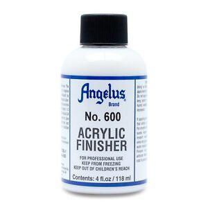 Angelus Finisher No. 600 Glanz für Lederfarbe 118 ml (105,93€/1L)