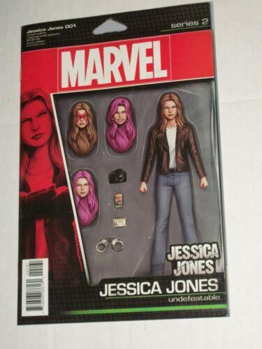 Marvel Now JESSICA JONES #1 Action Figure Variant NM