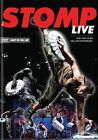Stomp Live 0812491010143 With Luke Cresswell DVD Region 1