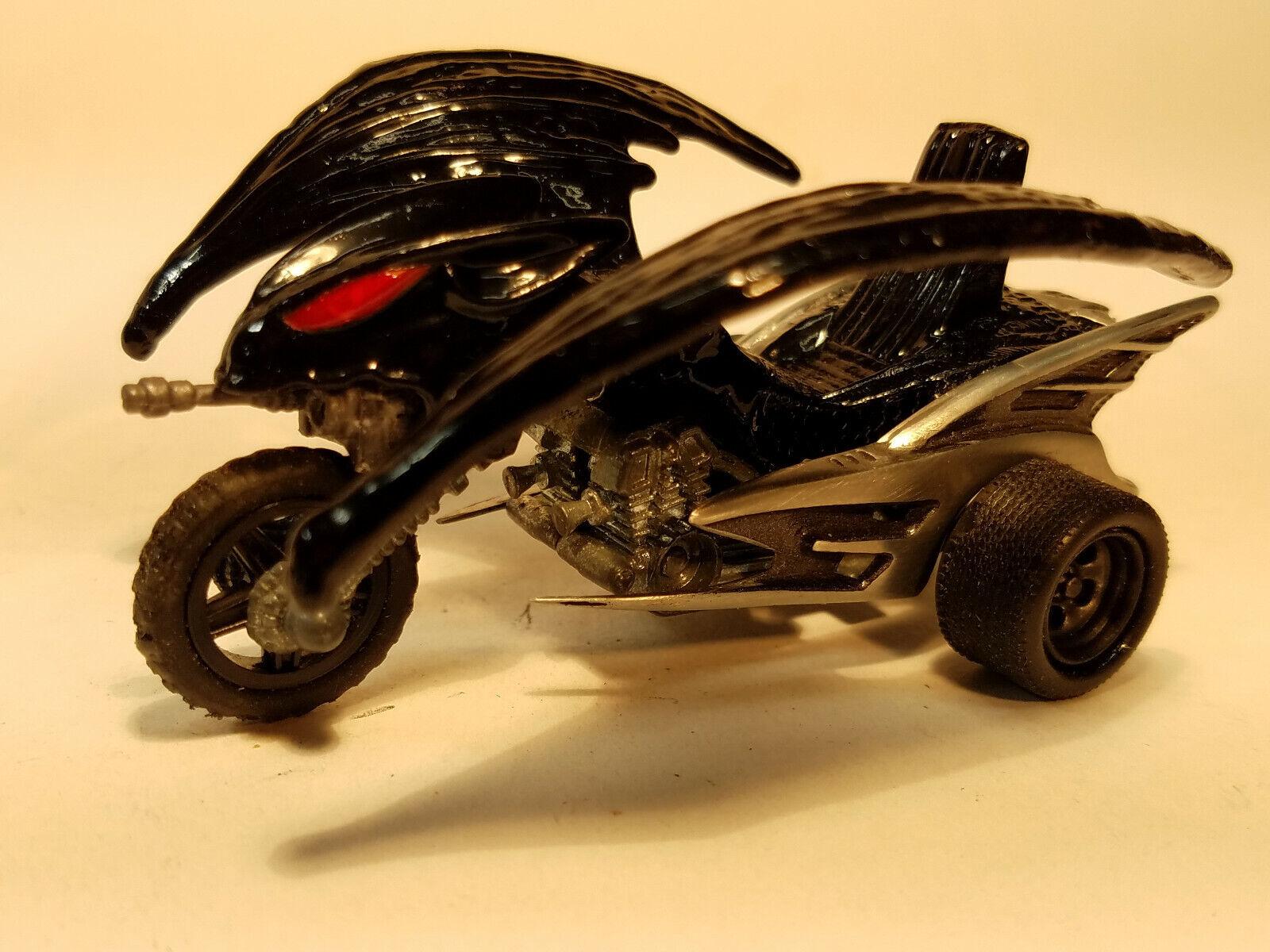 1 dei tipi su misura caliente ruedaS rrrumblers BATBIKE Triciclo con veri GOMMA GOMME