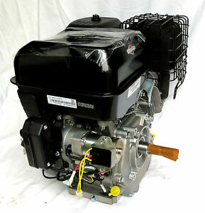 briggs stratton moteur essence 4 takt 13 8 ps kart avec h et e d marreur ebay. Black Bedroom Furniture Sets. Home Design Ideas