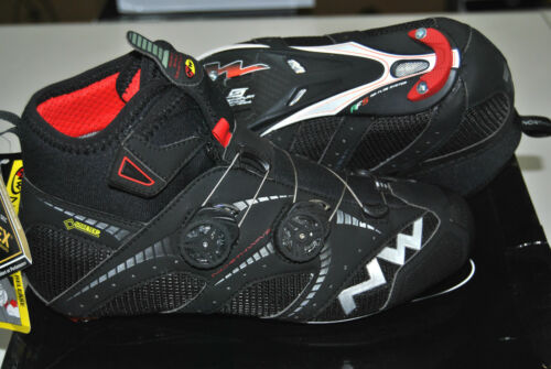 Running Shoes Northwave Extreme Winter GTX Black //// Shoes Northwave Extreme road
