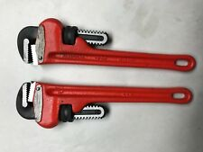 """ARMSTRONG TOOLS 10/"""" STRAIGHT PIPE WRENCHES 73-010"""
