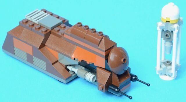 LEGO 4491 - Trade Federation MTT - Mini - STAR WARS - 2008