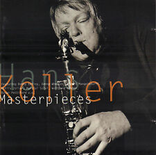 HANS KOLLER - MASTERPIECES (1995 MPS JAZZ CD COMPILATION GERMANY)