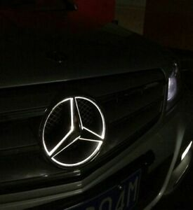 Emblema-LED-Mercedes-Benz-2011-2018-Auto-Griglia-Anteriore-STELLA-ILLUMINATA