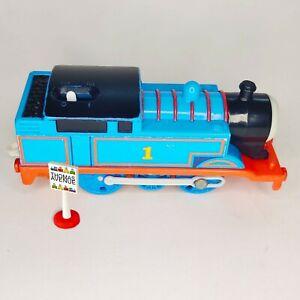 Thomas the Train Trackmaster Tank Engine Motorized 2009 Mattel Tested Working
