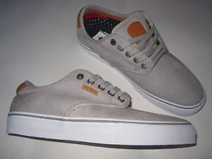 Vans-Chima-Ferguson-Pro-Washed-Grey-NEU-amp-ORGINAL-skateboard-shoe-style