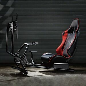 FOREST-G3-Gaming-Chair-Racing-Cockpit-Simulator-Pro-Bundle-For-PlayStation-Xbox