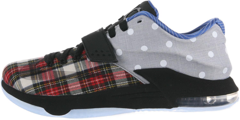 Nike KD VII EXT CNVS QS 726439-600 University Red Black White 726439-600 QS Men's Shoes 3bcace