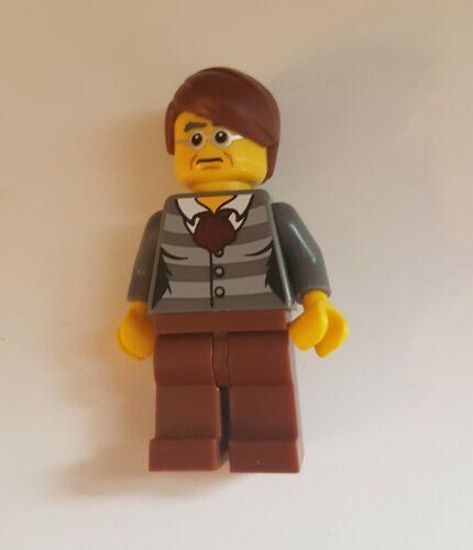 Lego city Minifigure figurine homme