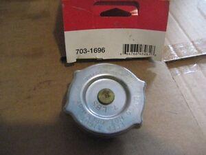 NAPA 703-1696 RADIATOR CAP 1PCS (D2858-1)