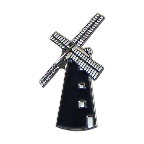 Tie Pin Windmill Metal Enamelled Pin Badge Lapel Pin Badge XJKB10-27