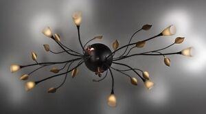 Design Deckenlampe Deckenleuchte Landhaus Stil Antik | eBay