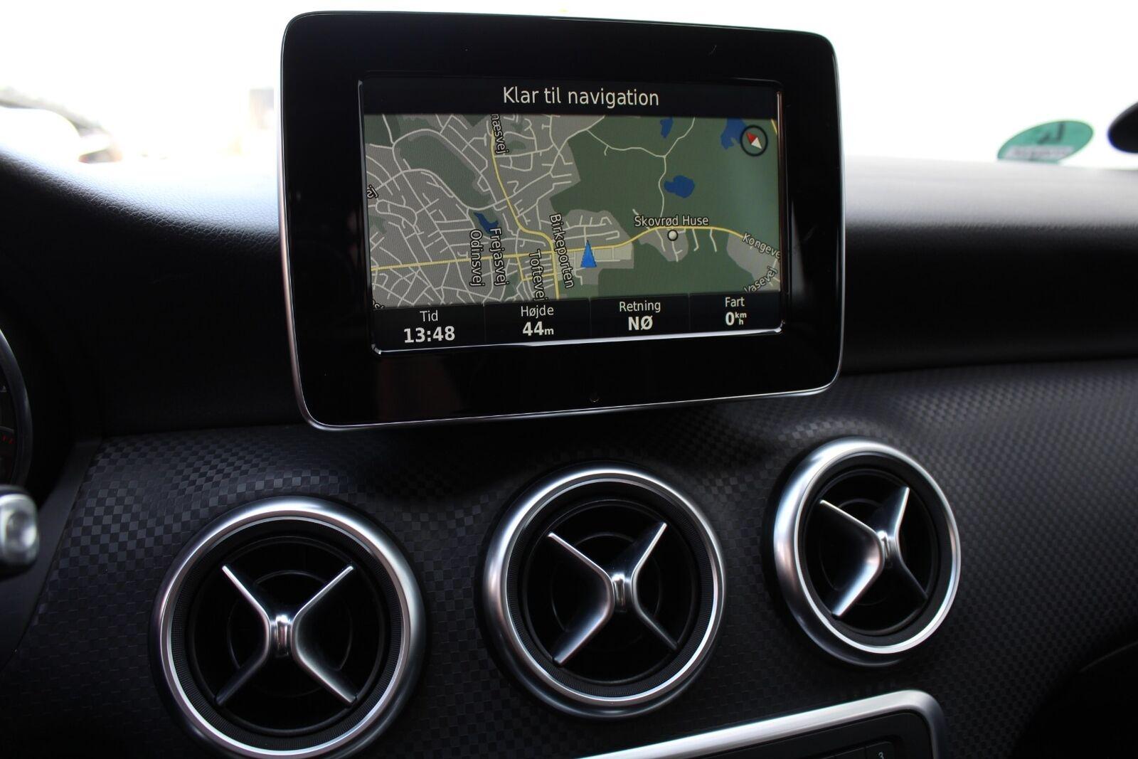 Mercedes A200 d 2,2 Urban aut. - billede 11