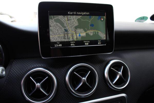 Mercedes A200 d 2,2 Urban aut. billede 11