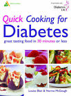 Quick Cooking for Diabetes by Octopus Publishing Group (Hardback, 2003)
