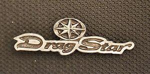 Copieux Yamaha Drag Star Anstecknadel Pin Pins Texture Nette