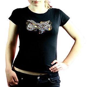 * Rockabilly Tattoo Girl Shirt *1151