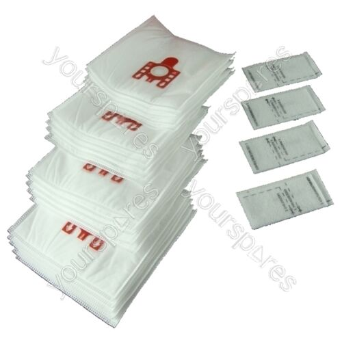 20 X Miele S2000 FJM Type Vacuum Cleaner Hoover Dust Bags /& Filters