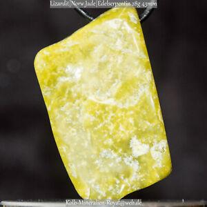 Lizardit-Norw-Jade-Edelserpentin-28g-43mm-GUNSTIGER-mit-PREISVORSCHLAG
