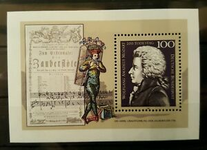 Germany-Federal-Frg-vintage-yearset-1991-Block-26-Mint-MNH-More-Sh-Shop
