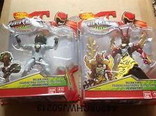 Power Rangers Dino Charge 12.5 cm Villain Vivix and Villain Fury