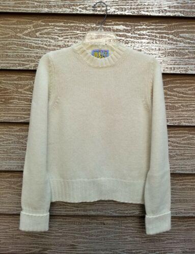 WALTER VAN BEIRENDONCK Vintage 90's Wool Sweater W