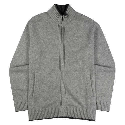 Patagonia Men's Cashmere Cardigan - XL/Gray $400!