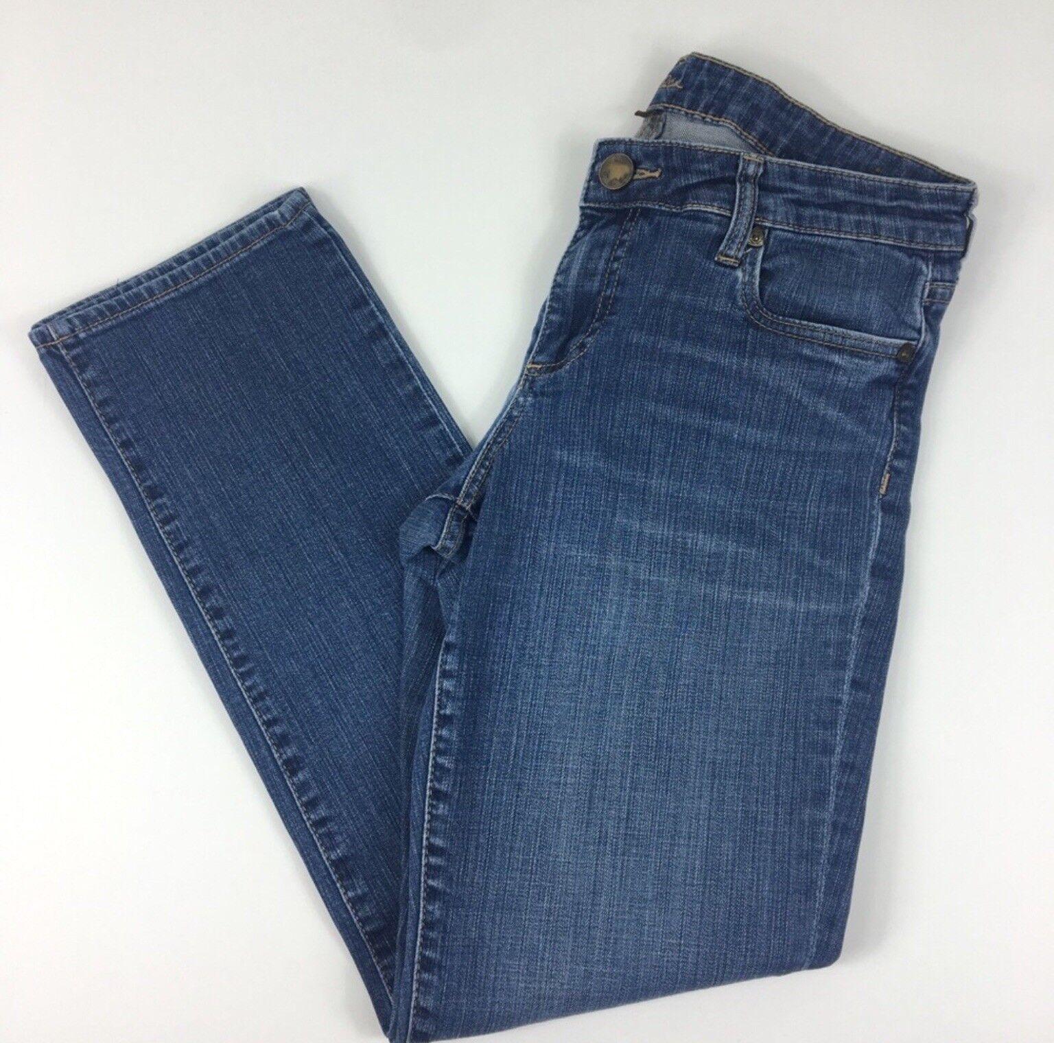 Kut From The Kloth Womens Medium Wash Catherine Boyfriend Jeans Size 10 B379