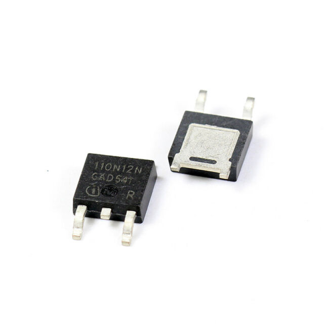 10pcs AOD4454 D4454 MOSFET N-CH 150V 3A TO252