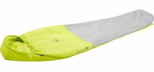 McKINLEY Mumien-Schlafsack TREKKER Light 5 gelb grau Körpergröße von ca.195cm