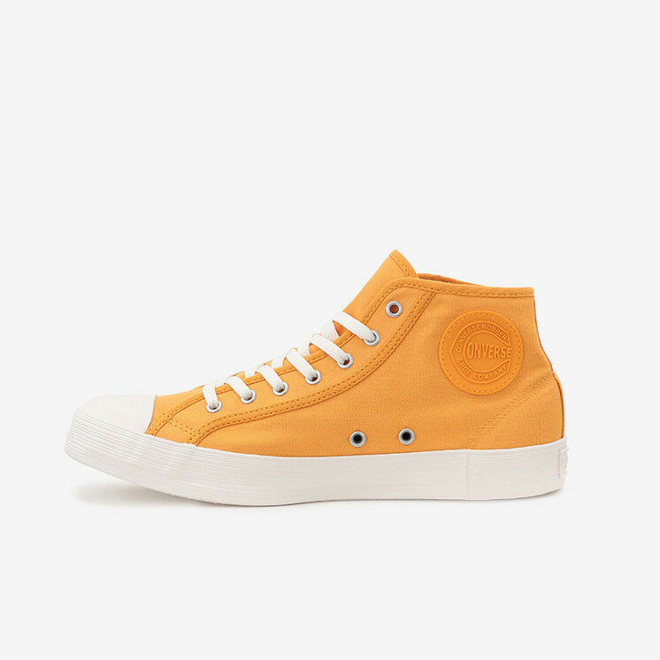 CONVERSE BIG C ARMYschuhe MID Orange Life Style Japan Exclusive