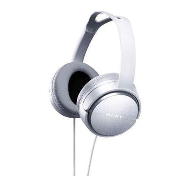 Sony MDR-XD 150 W Bügelkopfhörer Kopfhörer Y-förmiges Kabel 2m Länge