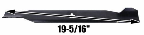 """2 USA Mower Blades® AYP 138970 193957 138407 513897001 38/"""" Deck"""