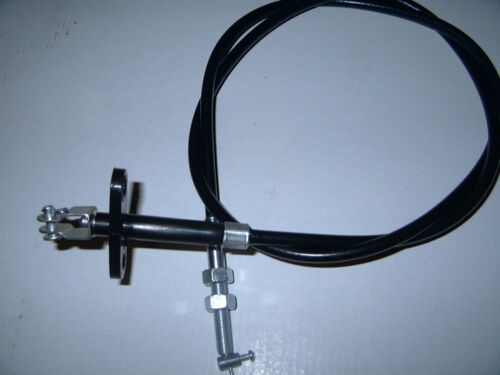Mazda Rotary rx3,808 rx2,Capella,R100 and 1300 universal accelerator cable