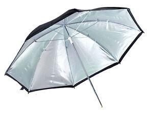 Kood-43-034-109cm-Silver-Reflective-Studio-Umbrella
