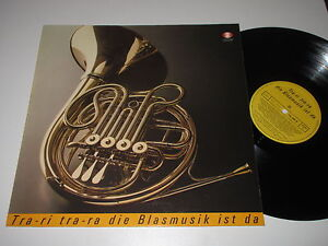 LP-ORF-Tra-ri-tra-ra-die-Blasmusik-ist-da-WILLY-FANTEL-120498-MEGARAR