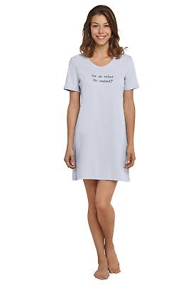 Schiesser Camicia da Notte Donna