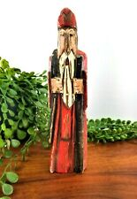 Alpine Christmas Tall Skinny Santa Lawn Art Figurine For Sale Online Ebay