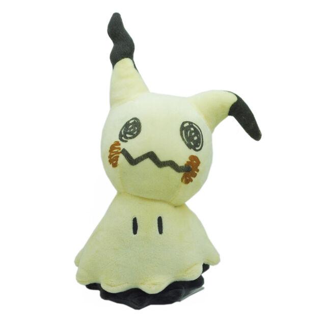 Pokemon Center 10 in Mimikyu muñeca de felpa juguete figura Sol y Moon nos envían Suave approx. 25.40 cm