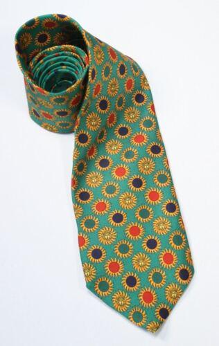 Genuine Vintage GIANNI VERSACE Silk Necktie. Medus